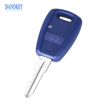 Dandkey New 1 Button Blade Remote Key Shell Case For FIAT Bravo Punto Free Shipping(China)