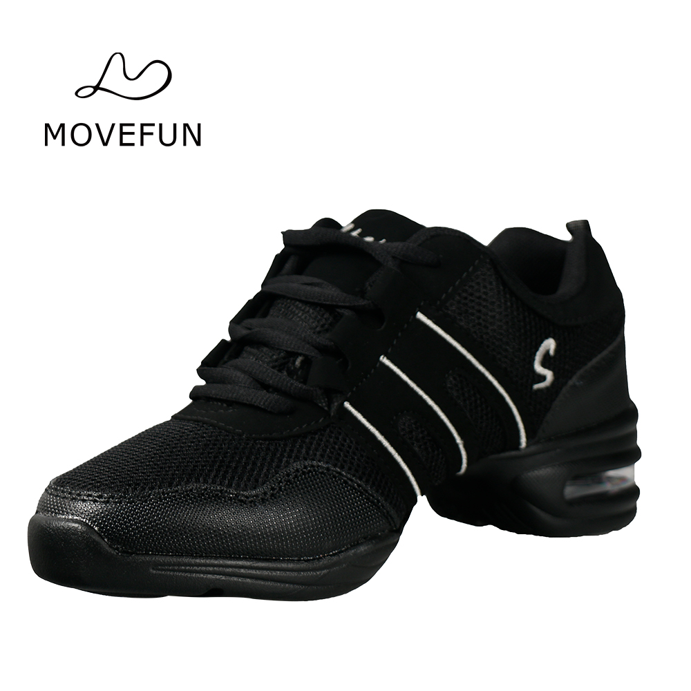 Size 28 33 Kids Dancing Shoe Boy Girl Dance Sneakers Fitness Breathable Jazz Shoes Hip Hop Modern Dance Shoes Woman Practice