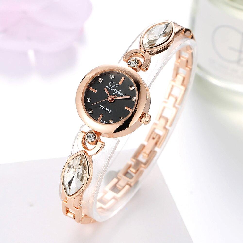 Lvpai 2016 Summer Style Gold Watch Brand Watch Women Wristwatch Ladies Watch Clock Female Wristwatches Stainless Gold Watches<br><br>Aliexpress