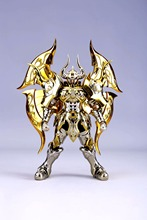 in stock Aldebaran Taurus soul of gold SOG Divine armor Saint Seiya Myth Cloth EX metal toy PayPal Payment(China)