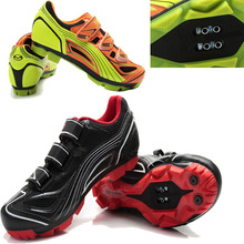 Cycling shoes for men MTB mountain man sports bicycle bike original brand man top shoe Zapatos Ciclismo(China)