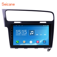 "Seicane 7,1 ""HD сенсорный экран 2 DIN Android 2013/8,1 радио для 10,1-2015 VW Volkswagen Golf 7 gps Navi с Wi-Fi Bluetooth AUX(China)"