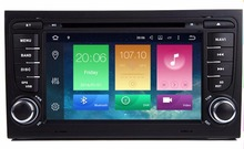 "Buy Stock 7""1024*600 HD 2 Din Android 8.0 Car DVD Player Audi A4 2002-2007 S4 RS4 8E 8F B9 B7 Wifi 4G 4G Ram Radio SD Canbus for $300.94 in AliExpress store"
