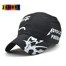 JAMONT Baseball Cap High Quality Snapback Hat Wholesale Price Couple Sun Hat Leisure Summer Adjustable Cap Hockey Casquette Bone