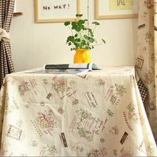 English letters of Europe type restoring ancient ways antependium cloth cloth furniture suite table cloth