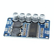TENSTAR ROBOT 1pcs Low Power TDA8932 35W Digital Amplifier Board Module Mono Power(China)