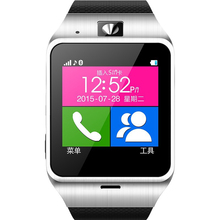 Smart Watch Android GV18 Aplus For Children's Clock With Sim Card SMS GPRS And Phone Function Wristwatch Bluetooth TF Radio(China)