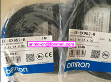 New and original  EE-SX952-W, EE-SX953-W  OMRON  Photoelectric switch Photoelectric sensor  5-24VDC  1M