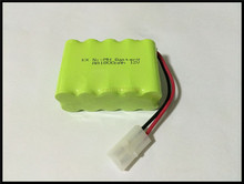 1 PCS/lot  12V AA 1800mAh ni-mh battery pack Rechargeable battery with plug free shipping