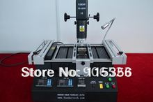 free shipping FUNFAR FD-6800 BGA rework machine for computer laptop xbox360 ps3 BGA chip-level repairing software control system(China)