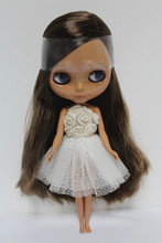 Free Shipping Top discount  DIY  Nude Blyth Doll item NO. 117 Doll  limited gift  special price cheap offer toy