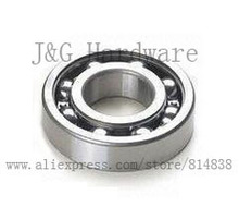 6406 Deep Groove Ball Bearing Sizes 30x90x23(China)