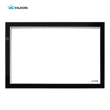 Hot Sale New Huion A2 LED Tracing Boards Ultra Thin Light Pads Professional Animation Tracing Light Boxes LED Light Pad Panels(China)