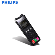 Philips 100% Original Mini Pen Camera Digital Voice Recorder Audio Recorder with Camera  2120hours Recording Color OLED Display