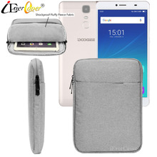 Mobile Phone Bag Sleeve Case for Doogee Y6 Max 3D / Doogee Max DG650 DG650S 6.5-inch Pouch Cover