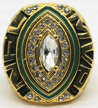 2014 mvp green bay packers rodgers championship ring