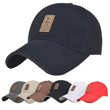 New Arrival Men's Polo Baseball Cap Golf Caps Cotton Casual Adjustable Hat(China)