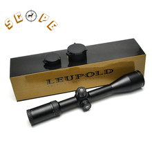 LEUPOLD MT 3.8-17X50 SF FFP Sight Tactical Sniper Scope Rifle Sight Hunting Scopes Side Parallax Focus Riflescope Air Rifle