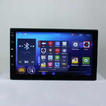 Android 4.4  Car Player 2 Din Radio Cortex A9 (1.6Ghz) Quad-Core CPU 4-Core CPU WIFI 3G  Car GPS Capacitive Touch Screen