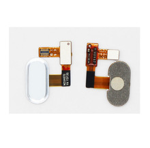 High quality Home key home Button Key With Flex Cable for Meizu U20 Mobile Phone Back Key Parts Best(China)