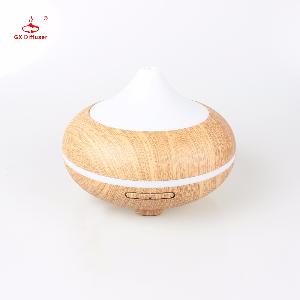 GX.Diffuser Aromatherapy Humidifie for Home Essential Oil Diffuser 500ml Aroma Diffuser Ultrasonic Air Mist Maker Air Purifier <br>