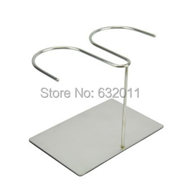 Stringy surface silvery plating metal boots holder support keeper metal shoes showing display rack stand<br><br>Aliexpress