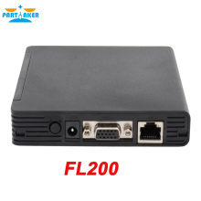 Partaker Thin Client Dual Core 1.5Ghz ARM-A9 1GB RAM 4GB flash RDP 7.1 Black color fl200