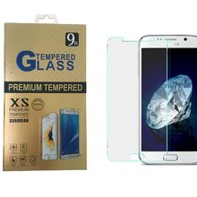 Premium Tempered Glass For Samsung Galaxy J3 J5 J7 2016 A3 A5 A7 2016 Transparent Screen Protector Film 9H 0.26mm retail package