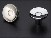 Modern Style Satin s/s Furniture System Kitchen Pull & Concealed Closet Door Knob( L:30MM H:20MM )(China)