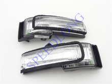 2 Pcs/Pair RH and LH Door mirror lights lamps turn signals for FORD F150 LOWER CONFIGURATION 2015-2016