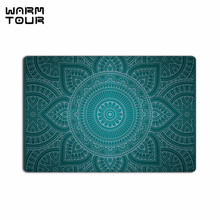 Buy WARM TOUR Mandala Pattern Non-slip Carpet Welcome Door Mats Indoor Kitchen Entrance Bathroom Living Room Floor Doormat Rug for $14.81 in AliExpress store