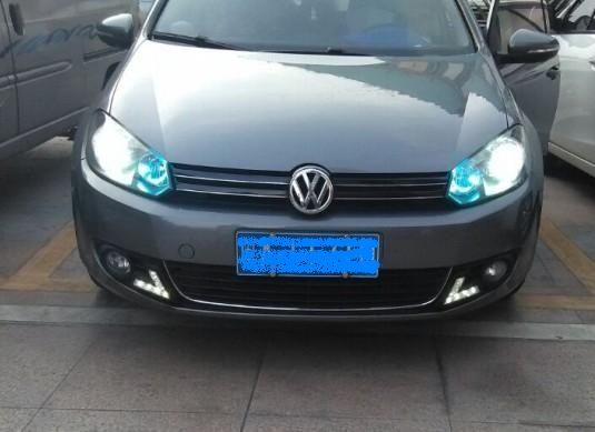 Osmrk led drl daytime running light for volkswagen vw golf 6 MK6 top quality<br><br>Aliexpress