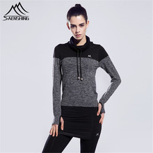Women Hoodies Sweatshirt Full Sleeve Breathable Tennis Hoodies Spring Autumn Anti-Pilling Tracksuits High-Q Elastic Sportwear