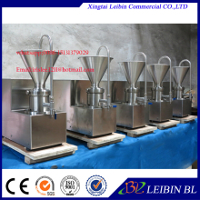 Refiners Sesame Sauce Peanut Butter Chocolate Pepper Colloid Mill Colloid Grinder Production Line