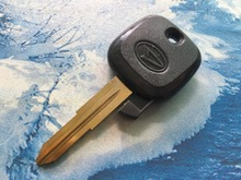 10PCS  Replacement Key Case For Toyota Daihatsu Key Shell Transponder Key Cover+Free Shipping