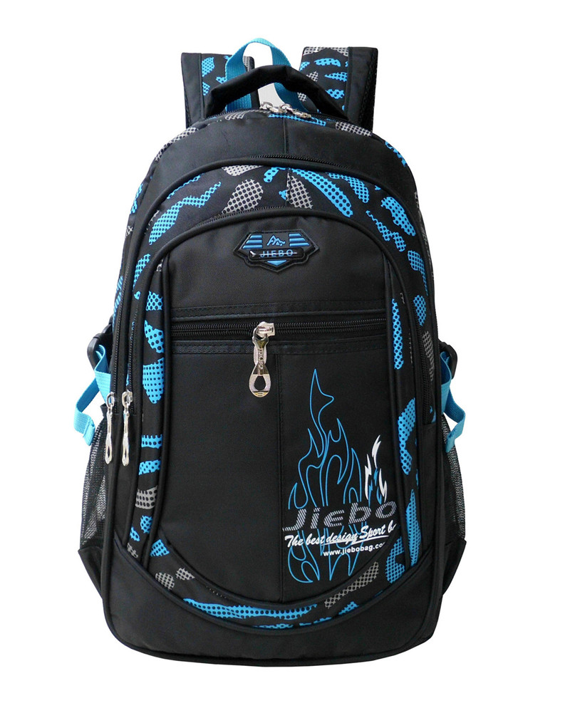 Hot New Children School Bags For Teenagers Girls Boys Orthopedic School Backpacks Kids Schoolbag men laptop backpack Mochilas(China (Mainland))