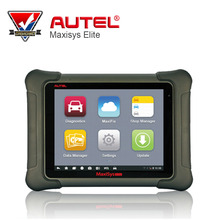 ECU programming Diagnostic Tool AUTEL MaxiSys Elite Support J2534 Update version better than MS908P PRO ms906 Scanner for Car(China)