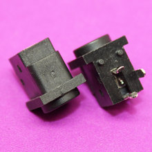 Power Socket AC DC Connector for SONY Fujitsu Stylistic Fujitsu Lifebook DC Jack Power Socket for SONY big hole:7mm black