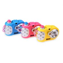 High Quality Camera Toy Baby Study Toy Kids Projection Camera Educational Toys for Children Kids Digital Camera Toys Gifts 2016(China)