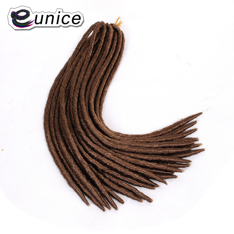 Crochet Braids Dreadlock Extensions Kanekalon Synthetic braiding hair For Women  (46)