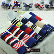Free Shipping Korean Navy Style Hand Made DIY Ribbon Accessories Set 30 YDS Mixed 30Style Dreamy Navy Blue Series(China)