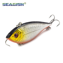 1PCS Fishing Lure Lipless Trap 7CM 11.5G Crankbait Hard Bait Fresh Water Deep Water Bass Walleye Crappie Minnow Fishing Tac E016