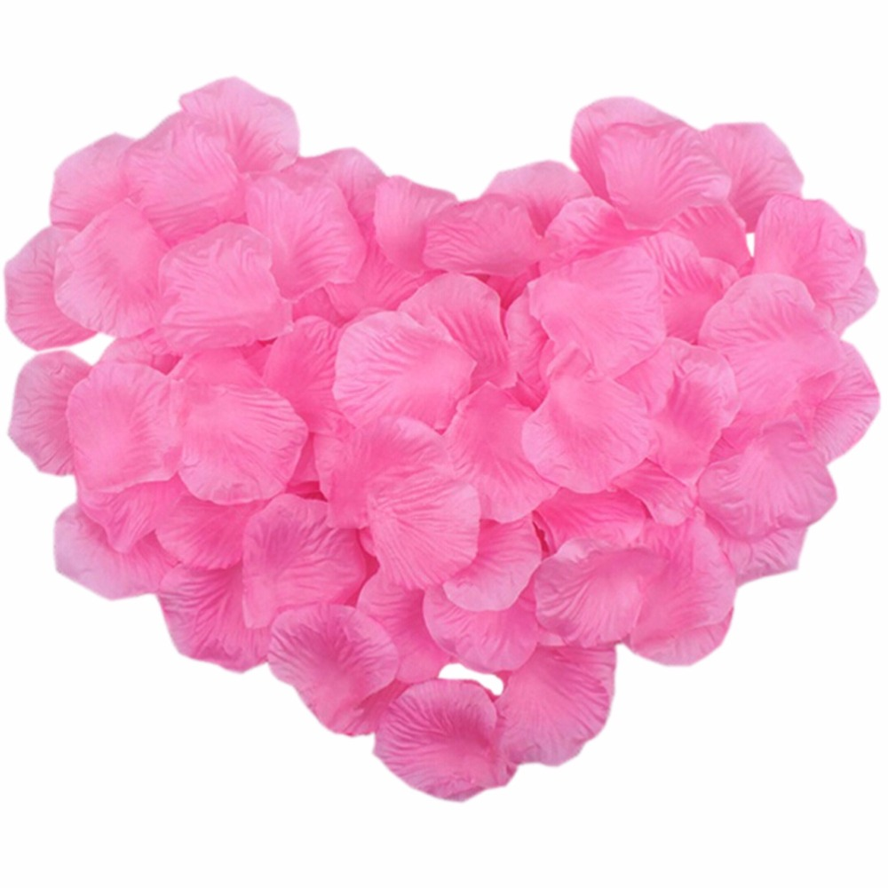 Online get cheap wedding pink rose petals aliexpress alibaba home decoration accessories set of 1000 wedding party decoration pink artificial flowers silk flower rose petals fx480 7 izmirmasajfo