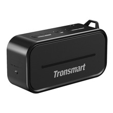 Tronsmart Element T2 Bluetooth 4.2 Wireless Speaker Water Resistant 12-Hour Playtime 50-Foot Bluetooth Range Outdoor  Spearker