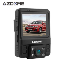 Azdome GS65H Original Front Full HD 1080P / Rear 720P Mini Dual Lens Car DVR Dash Cam Video Recorder Car Camera Night Vision(China)