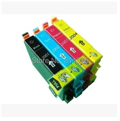 T2001compatible ink cartridge For EPSON XP-100/XP-200/XP-300/XP-310/XP-400/XP-410/ WF-2510/WF-2520/WF-2530/WF-2540 printer<br><br>Aliexpress