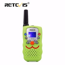 1 pieces Children Walkie Talkie Kids Radio Retevis RT32 0.5W 8/22CH Portable Wireless Radio Gift Two Way Radio Comunicador A9113