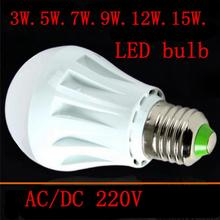 Sell well High Power SMD5730 5W 220V E27 LED Lamp Replace 30W halogen lamp e27 led LED Bulb warranty 3 years360 Beam Angle(China)