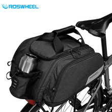 Buy 11L Multifunction Bicycle Bag Mountain Road Bike Cycling Rear Seat Rack Trunk Bag Pack Pannier Carrier Shoulder Bag Handbag for $44.60 in AliExpress store