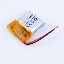 401419 3.7V 100mAh Rechargeable Li-Polymer Li-ion Battery For mp3 mp4 mp5 mouse Bracelet Wrist Watch DVR  401519 401520 401420